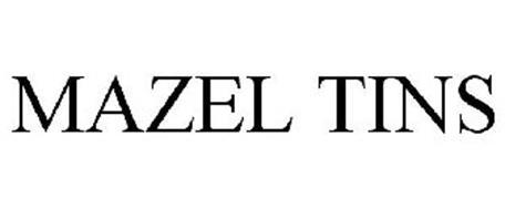MAZEL TINS