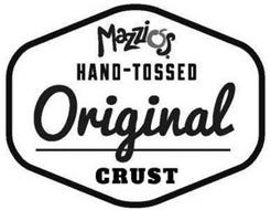 MAZZIO'S HAND-TOSSED ORIGINAL CRUST