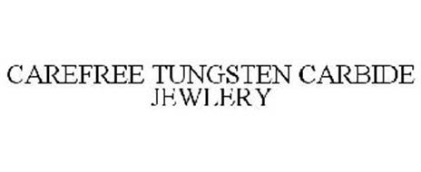 CAREFREE TUNGSTEN CARBIDE JEWLERY