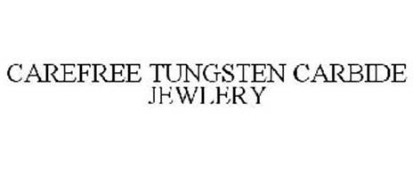 CAREFREE TUNGSTEN CARBIDE JEWLERY