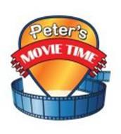 PETER'S MOVIE TIME