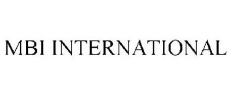 MBI INTERNATIONAL