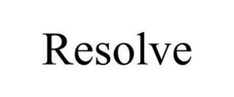 RESOLVE