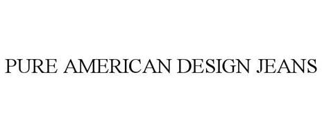 PURE AMERICAN DESIGN JEANS