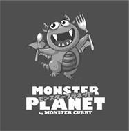 MONSTER PLANET BY MONSTER CURRY