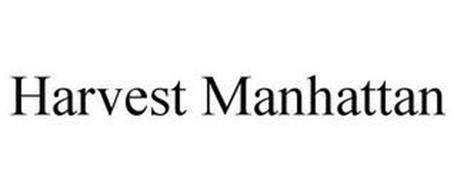 HARVEST MANHATTAN