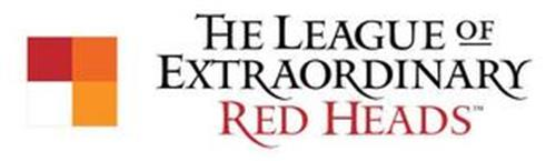 THE LEAGUE OF EXTRAORDINARY RED HEADS