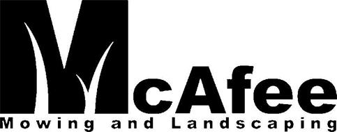 MCAFEE MOWING AND LANDSCAPING