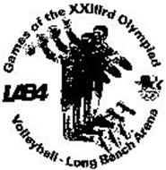 GAMES OF THE XXIIIRD OLYMPIAD LA84 VOLLEYBALL-LONG BEACH ARENA