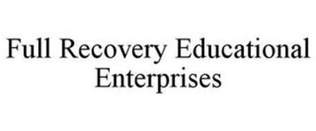 FULL RECOVERY EDUCATIONAL ENTERPRISES