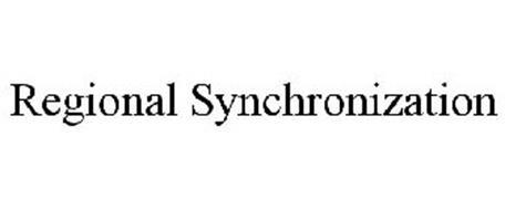 REGIONAL SYNCHRONIZATION