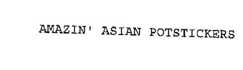 AMAZIN' ASIAN POTSTICKERS