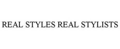 REAL STYLES REAL STYLISTS