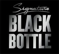 SIGNATURE BLACK BOTTLE