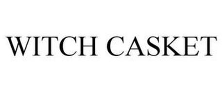 WITCH CASKET