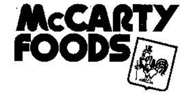 MCCARTY FOODS