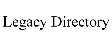 LEGACY DIRECTORY