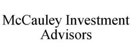 MCCAULEY INVESTMENT ADVISORS