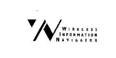 W WIRELESS INFORMATION NAVIGATOR