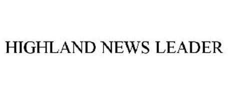 HIGHLAND NEWS LEADER