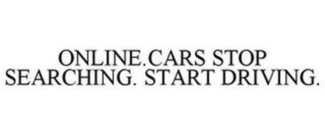 ONLINE.CARS STOP SEARCHING. START DRIVING.