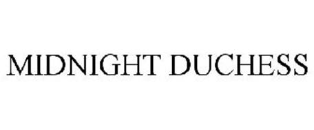 MIDNIGHT DUCHESS