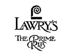 L LAWRY'S THE PRIME RIB