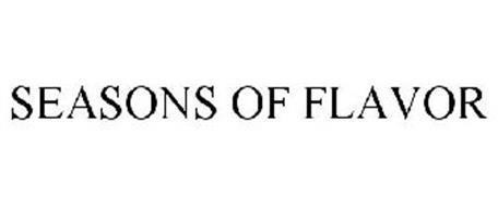 SEASONS OF FLAVOR