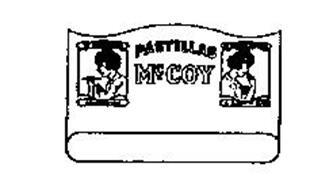PASTILLAS MCCOY