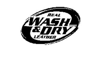 REAL WASH & DRY LEATHER