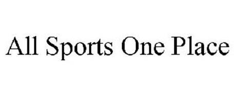 ALL SPORTS ONE PLACE