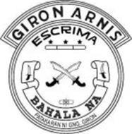 GIRON ARNIS ESCRIMA BAHALA NA PATAKARAN NI GNG. GIRON