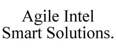 AGILE INTEL SMART SOLUTIONS.