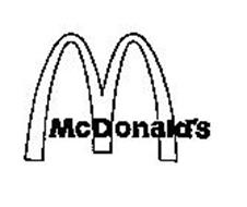 free mcdonalds coloring pages | M MCDONALDS Trademark of MCDONALD'S CORPORATION. Serial ...