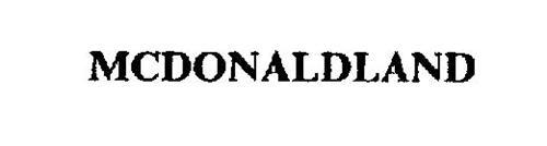 MCDONALDLAND