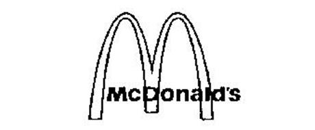 MCDONALDS M Trademark Of MCDONALDS CORPORATION Serial