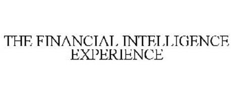 THE FINANCIAL INTELLIGENCE EXPERIENCE