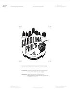 SOUTHERN ROOTS; CITY SWAG; CAROLINA PHIL'S; HAVE SOME FUN