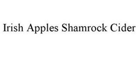 IRISH APPLES SHAMROCK CIDER