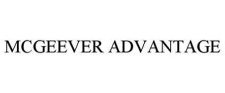 MCGEEVER ADVANTAGE
