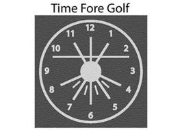 THE TIME FORE GOLF