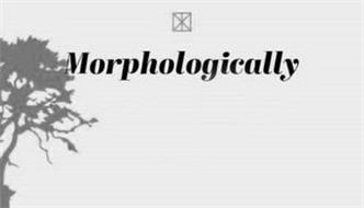 MORPHOLOGICALLY