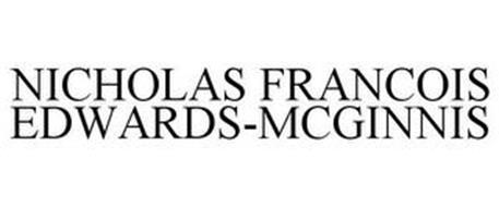 NICHOLAS FRANCOIS EDWARDS-MCGINNIS
