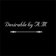 DESIRABLE BY A.M