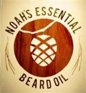 NOAH'S ESSENTIAL BEARD OIL
