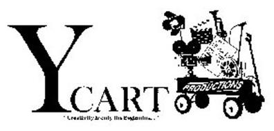 """YCART PRODUCTIONS """"CREATIVITY IS ONLY THE BEGINNING..."""""""
