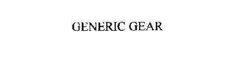 GENERIC GEAR