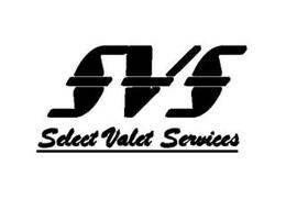 SVS SELECT VALET SERVICES