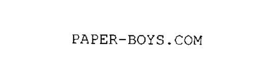 PAPER-BOYS.COM