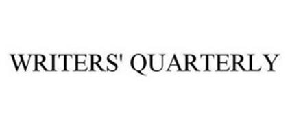 WRITERS' QUARTERLY